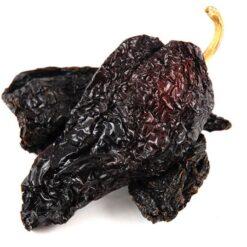 Ancho chili peper