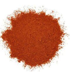 Chili peper gemalen