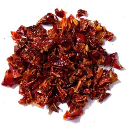 Paprika vlokken rood