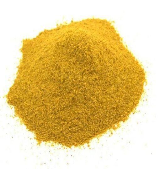Pinchos moruno of vleesspies kruiden geel