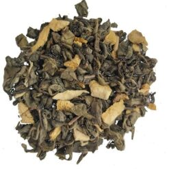Groene thee citroen-gember